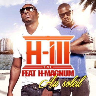 Couverture du single Au Soleil d'H-ill Tal et H-Magnum