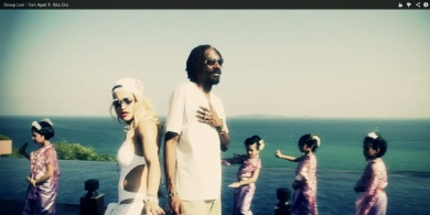 Torn apart de Snoop Lion et Rita Ora