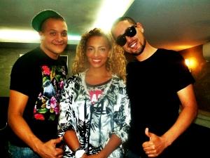 DJ Hamida, Kayna Samet et Lartiste